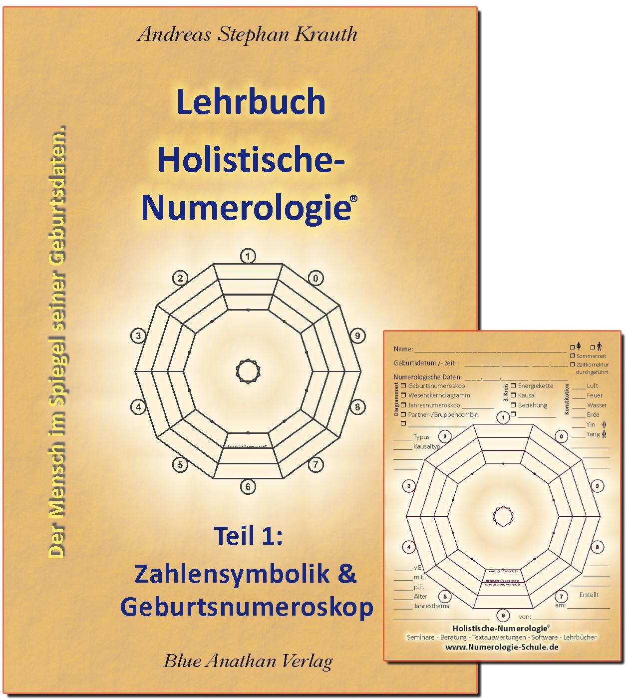 Numerologie Lehrbuchbuch Teil 1