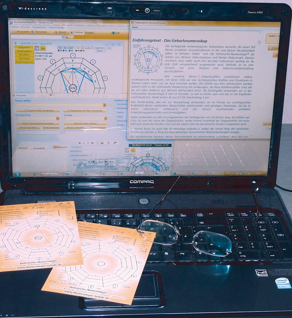 Numerologiesoftware-NumeroHolistika